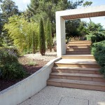 Habillage d`un escalier en bois
